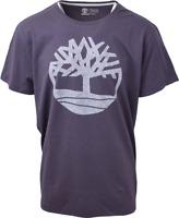 Timberland Men's Grey Splattered Tree S/S Tee (Retail $35) S06