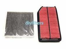 COMBO ENGINE & CARBONIZED CABIN AIR FILTER fit 2006 - 2014 HONDA RIDGELINE