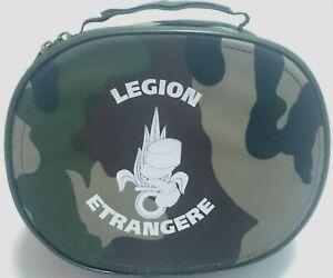 Boite de transport Porte-Képi militaire camouflage LÉGION ÉTRANGÈRE