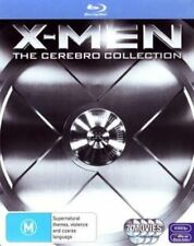 X-men Cerebro Collection 7 Disc Blu-ray 2cf2