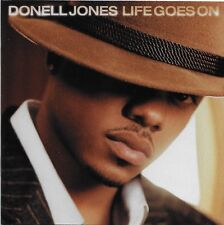 Life Goes On by Donell Jones CD Jun 2002 LaFace