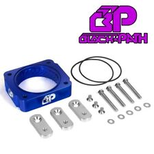 1997-2003 Ford F150 Throttle Body Spacer Kit Blue 4.6L 5.4L Engines F-150