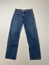 LEVI'S 550 RELAXED FIT Jeans - W30 L32 - Blue - Great Condition - Men's
