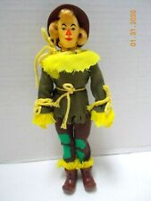 1970's WIZARD of OZ MEGO SCARECROW  Doll / Figure -Mint Condition