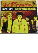 """7"""" 80s GOLD! THE PIRANHAS : Tom Hark // VG+ \"""