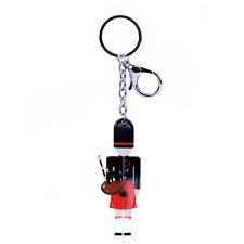Scottish Red Kilt Bagpipe Piper Handbag Purse Bag Keyring Charm
