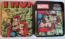 Avengers Thor Slimfold Wallet Collector Tin Marvel Comics Iron Man Hulk 0002