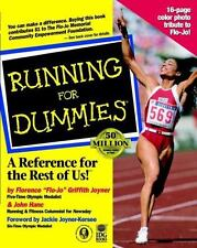 Running for Dummies by Florence Griffith Joyner and John Hanc 1999 Paperback NEW