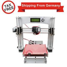 imprimante 3d Geeetech plein cadre d'aluminium Prusa I3 avec MK8 extrudeuse DIY