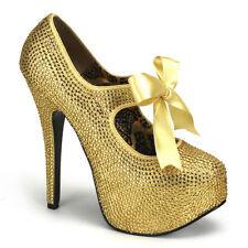 Bordello Stiletto Platforms & Wedges Heels for Women