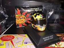 ROSSI CASCO HELMET 2005 MINICHAMPS 1 8 NEW VERY