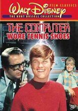 Computer Wore Tennis Shoes 0786936207682 DVD Region 1