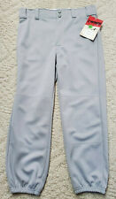 New listing Worth Youth XL YBBP Baseball Softball Pants in Gray (MSRP $29.99)