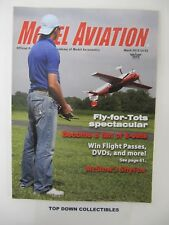 """Model Aviation Magazine  March 2010   Dave McSlow"""" Hull The Shy Fox"""