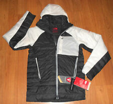 The North Face Men's Zephyrus Pro Insulated Hoodie Asphalt Grey Size Small New