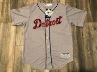 Nwt's Majestic Detroit Tigers Cool Base Jersey Men's Medium