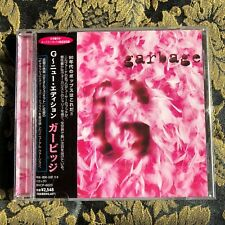 Garbage – G original 1997 Japan CD  Shirley Sexy Manson