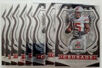 2020 Prizm Ezekiel Elliott Crusade #50 Lot Of 8