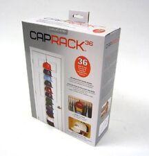 Perfect Curve Cap Rack System - 36 Caps Storage - Snapback, Hat, NBA, NFL