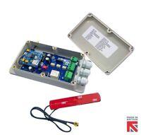 GSM 2G/3G ALARM DIALLER  - DSC HONEYWELL ADT GE 2GIG VISONIC COMPATIBLE 4 INPUTS