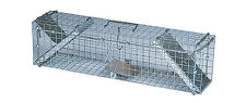HEKA-Rattenfalle / Wieselfalle zum Lebendfang von Ratten --- @@@HEKA: Art. 85000