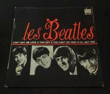 THE BEATLES - Can't buy my love - SOE 3750 - Odeon - France - EP LP 45T vinyl