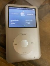 New listing Apple iPod Classic 6th Generation A1238 (Mb029Ll) Gray (80Gb)
