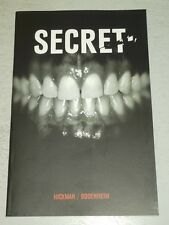 Secret by Jonathan Hickman, Ryan Bodenheim (Paperback) 9781607066224