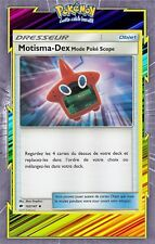 Motisma-Dex Mode Poké Scope - SL3 - 122/147 - Carte Pokemon Neuve Française