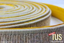 Teppich-Sockelleiste 6 cm Höhe selbstklebend Anfertigung aus Ihrem Teppichboden