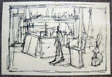 "Alberto Giacometti: ""Derrière le Miroir"" 39-40 DLM Maeght werkv. envie 92, 93, 94"