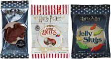 Harry Potter Candy Lover's Pack-Bertie Botts// Rana di cioccolato Jelly Lumache