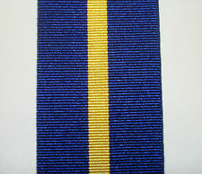 Brand New Official British Army Emergency Reserve Medal Ribbon