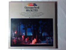 GIANANDREA GAVAZZENI Giuseppe Verdi - Rigoletto 3lp ITALY
