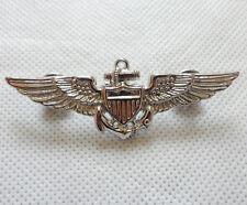 U.S MILITARY NAVY MARINE CORPS AVIATOR WINGS PIN-US PILOT WING