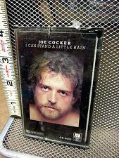 JOE COCKER I Can Stand a Little Rain NWT cassette tape 1974 So Beautiful