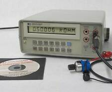 HP-3468A, 5.5-Digit, HP-IL, Full Calibration and Validation, 90 Day Warranty!