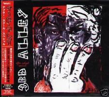 3rd Alley - after school special - Japan CD+3BONUS NEW
