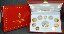 Cartera VATICANO Euros Proof Set PP 2008 Vatikan KMS Vatican coffret