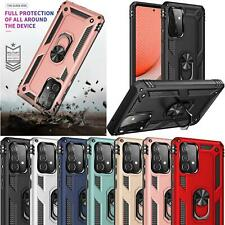 For Samsung Galaxy A52s 5G Case, Shockproof Ring Armor Stand TOUGH Phone Cover
