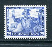 Germany 1933 SC B56 MI 506A MNH Wagner Set. Music.CV 350.00 Euro 7294