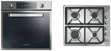Hoover HPRGM60SS Gas Hob with 60cm 65L Multifunction Oven