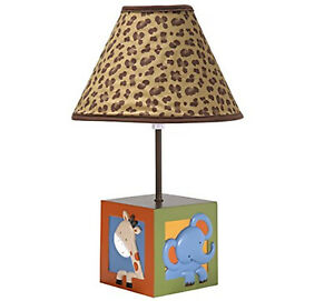 NoJo's Zambia Lamp and Shade (Discontinued by Manufacturer)