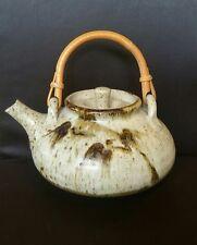 Kairi Pottery Tea Pot - Kim Tucker