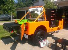 Custom Jeep Grill/ Smoker/ Deep fryer. *Make Offer* *Must Go!*