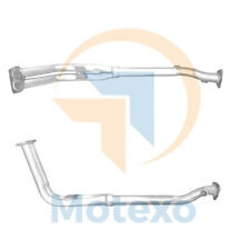 Front Pipe VOLVO 240 2.0i 1/87-12/89 (flat gasket to cat)