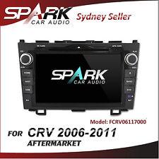 """7"""" GPS DVD SAT NAV IPOD BLUETOOTH USB NAVIGATION FOR HONDA CRV CR-V 2006-2011 F"""