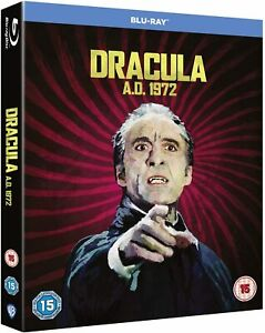 Dracula A.D. 1972 (1972) Blu-Ray with slipcover BRAND NEW Free Ship
