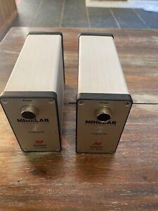 MINELAB GPX 4500/5000 DETECTOR LITHIUM-ION BATTERY X2
