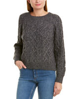 Vince Boatneck Wool & Cashmere-Blend Sweater Women's